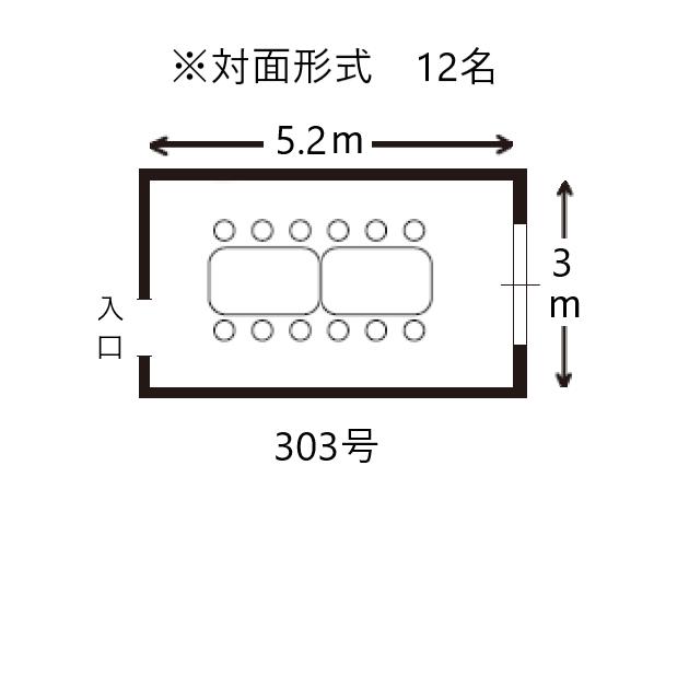 303対面形式(新)