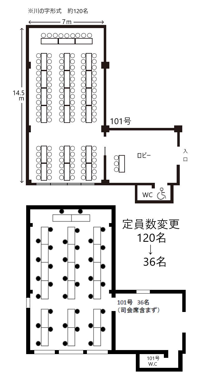 101川→101川改